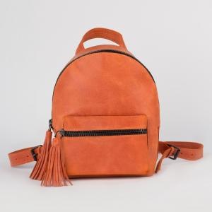 Кожаный рюкзак Lady Venus с карманом