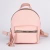 Кожаный рюкзак Backpack Jordan розовый