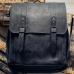 Кожаный рюкзак для фотоаппарата Shpak Black купить по лучшей цене