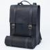 Кожаный рюкзак в комплекте с тубусом ручной работы Backpack