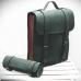 Кожаный молодежный рюкзак ручной работы AMXPM Green купить по лучшей цене