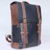 Кожаный рюкзак ручной работы Bronx