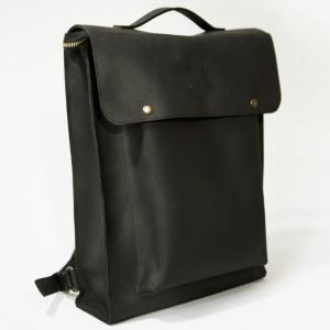 Кожаный рюкзак ручной работы AMXPM Bagpack