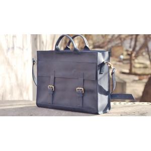 Сумка кожаная Leather Bag Unisex