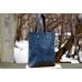 Сумка женская кожаная синяя Bag Comfort купить по лучшей цене