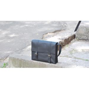 Сумка кожаная Bag Leather Black