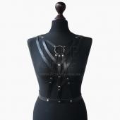 Фото Женская портупея Belt Leather Diamo