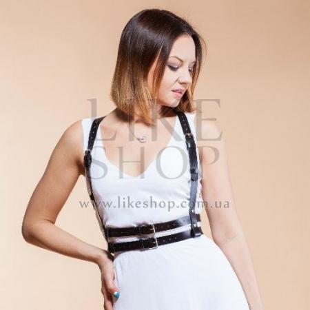 Портупея женская кожаная Belt Leather Classic купить по лучшей цене