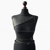 Фото Портупея женская кожаная Women Belt Leather Oblepikha