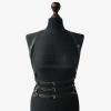 Женская портупея Ley Belt Black под платье