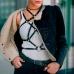 Портупея женская кожаная Casual Harness Belt купить по лучшей цене