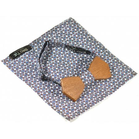 Бабочка-галстук из дерева Brown Clover Wooden купить по лучшей цене