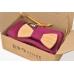 Бабочка-галстук деревянная Raspberry Bliss купить по лучшей цене