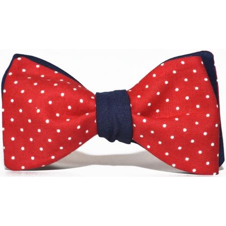Бабочка Red Polka Dots
