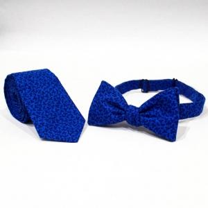 Комплект галстук и бабочка Foliage