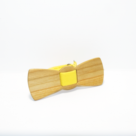 Деревянная галстук-бабочка Форстер