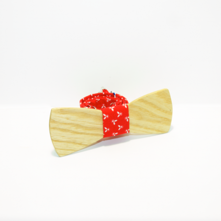 Деревянная галстук-бабочка Аталий