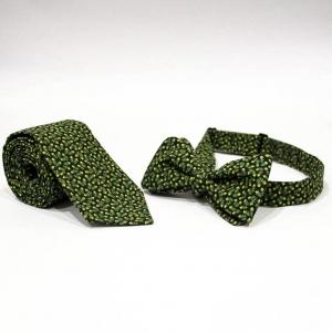 Комплект галстук и бабочка Potherb