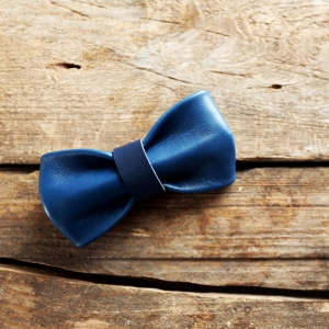 Галстук-бабочка Bow Tie Leather