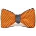 Бабочка Orange Wool