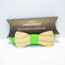 Деревянная галстук-бабочка Mikalezis купить по лучшей цене