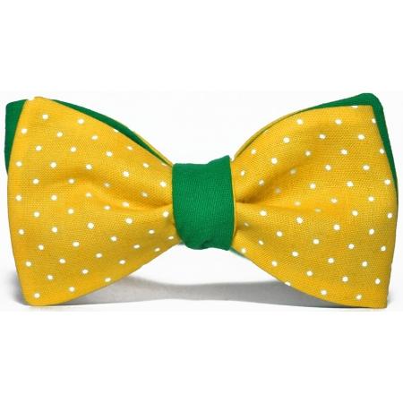 Бабочка-галстук Yellow Sunshine купить по лучшей цене