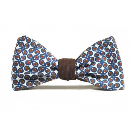Бабочка-галстук в цветочек Brown Clover купить по лучшей цене