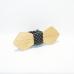 Деревянная галстук-бабочка Пирраркти