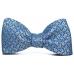 Бабочка-галстук Intelligence Gold Aqua Blue купить по лучшей цене