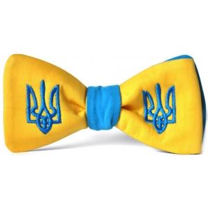 Галстук-бабочка патриотическая Ukrainian Patriot