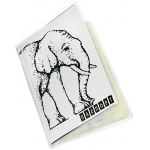 Обложка на паспорт Многоногий слон