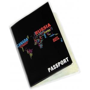 Обложка на паспорт Где будешь ты?