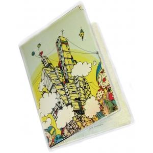 Обложка на паспорт Иллюстрация Matei Apostolescu