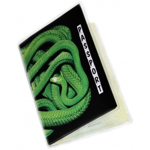 Обложка на паспорт Змея