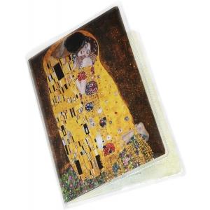 Обложка на паспорт Густав Климт