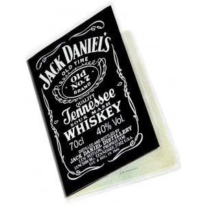 Обложка на паспорт Jack Daniels