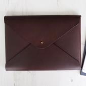 Фото Папка-конверт кожаная Utah для документов