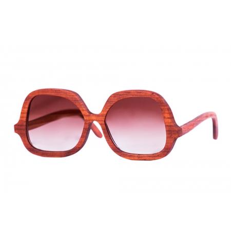 Деревянные солнцезащитные очки Brigitte купить по лучшей цене