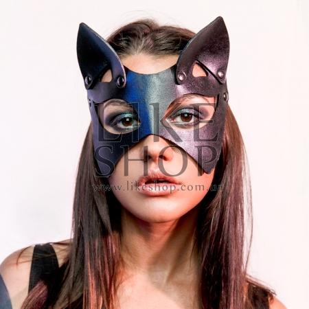Женская маска кошки кожаная Cat Mask Elate купить по лучшей цене