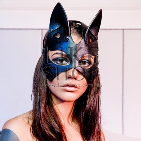 Женская маска кошки кожаная Sexy Cat купить по лучшей цене