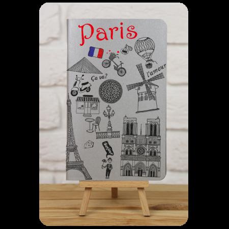 Блокнот дизайнерский Paris