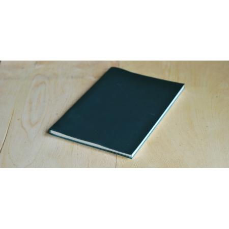 Кожаный блокнот синий тонкий For Notes купить по лучшей цене