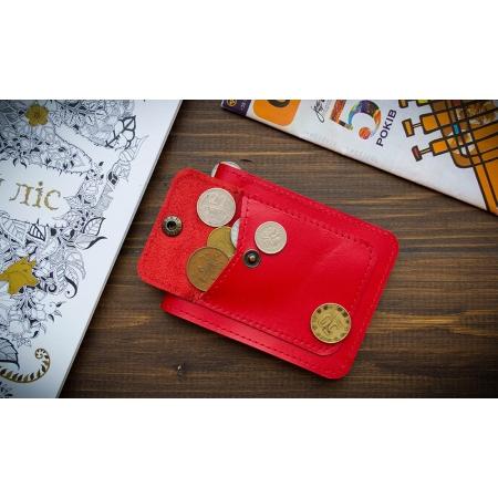 Бумажник Fold Red 2