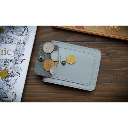 Бумажник Fold White 2