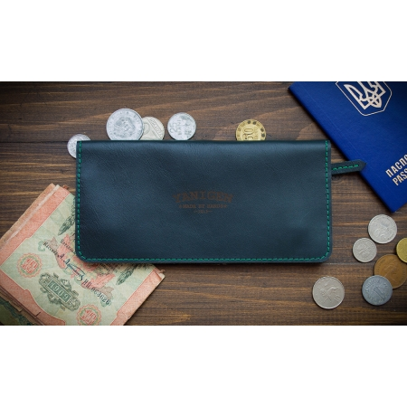 Бумажник Neat Green 2