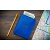 Бумажник-документница Heirloom Light Blue
