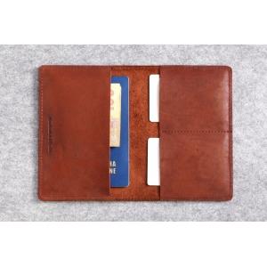 Кожаный кошелек Travel Holder