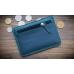Кожаный бумажник ручной работы WIDE mini купить Украине по лучшей цене