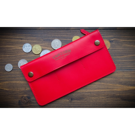 Бумажник Wide Red