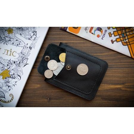 Бумажник Fold Black 2